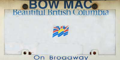 dealer bow mac vancouver bc license